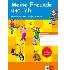 Рабочая тетрадь Meine Freunde und ich Arbeitsbuch ISBN 9783126069601