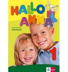 Hallo Anna 1 Lehrbuch + CDs 9783126760607