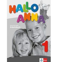 Тетрадь Hallo Anna 1 Arbeitsbuch 9783126760614