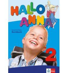 Hallo Anna 2 Lehrbuch + CDs 9783126760638