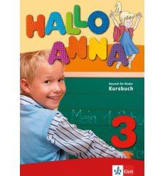 Hallo Anna 3 Lehrbuch + CDs 9783126760669