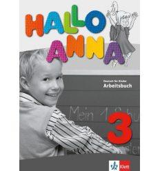 Тетрадь Hallo Anna 3 Arbeitsbuch 9783126760676