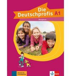 Тетрадь Die Deutschprofis a1 Ubungsbuch 9783126764711
