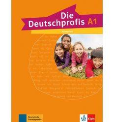 Книга Die Deutschprofis a1 Worterheft 9783126764728