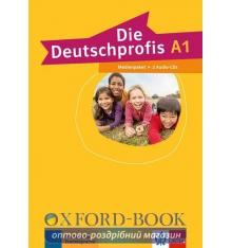 Die Deutschprofis a1 Medienpaket 2 Audio-CDs 9783126764759
