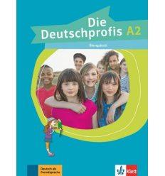 Тетрадь Die Deutschprofis a2 Ubungsbuch 9783126764810