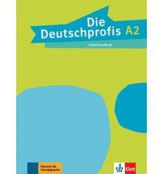 Книга для учителя Die Deutschprofis a2 Lehrerhandbuch 9783126764834