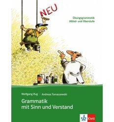 Grammatik mit Sinn Ubungsbuch   B1-B2
