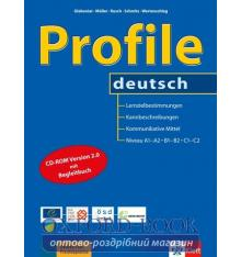 Profile deutsch Buch + CD-ROM