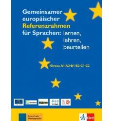Gemeinsamer europaischer Referenzrahmen fur Sprachen Buch