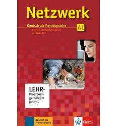 Netzwerk A1 Digitales Unterrichtspaket DVD-ROM