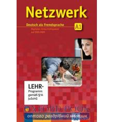 Netzwerk A1 Digitales Unterrichtspaket DVD-ROM ISBN 9783126061346