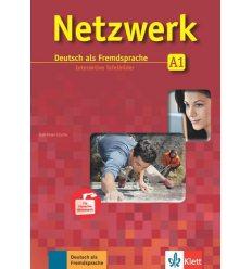 Netzwerk A1 Interaktive Tafelbilder CD-ROM ISBN 9783126061360