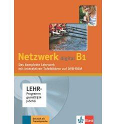 Netzwerk B1 Digital+Lehrerhandbuch DVD-ROM