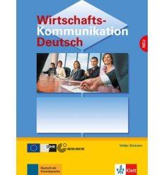 Книга Wirtschaftskommunikation Deutsch B2-C1 Lehrbuch ISBN 9783126061865