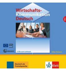 Wirtschaftskommunikation Deutsch 2 CDs ISBN 9783126061872