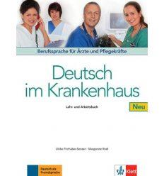 Deutsch im Krankenhaus Neu A2-B2 Lehrbuch