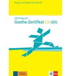 MIT Erfolg Zum Goethe-Zertifikat: Ubungs- Und Testbuch C2