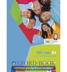 Wir neu A1 Lehrbuch + CD