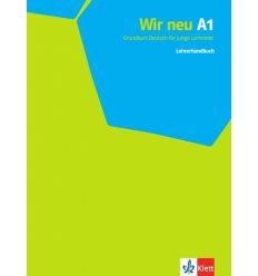 Wir neu A1 Lehrerhandbuch