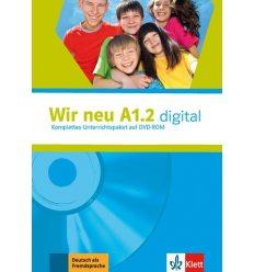 Wir neu A1.2 digital DVD