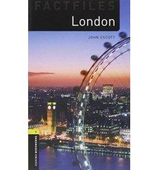 Oxford Bookworms Factfiles 1 London + Audio CD