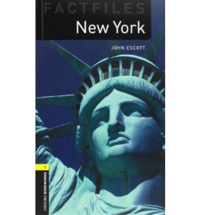 Oxford Bookworms Factfiles 1 New York