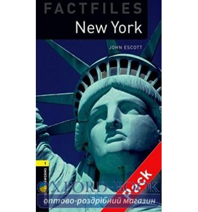 Oxford Bookworms Factfiles 1 New York + Audio CD