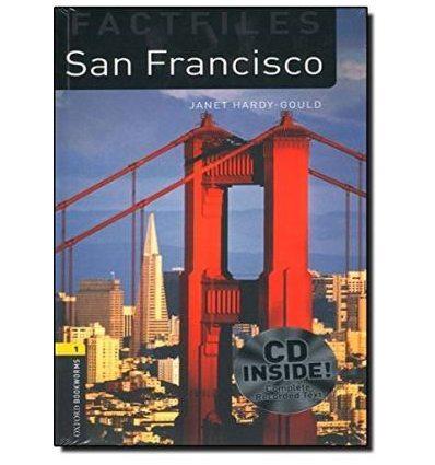 Oxford Bookworms Factfiles 1 San Francisco + Audio CD