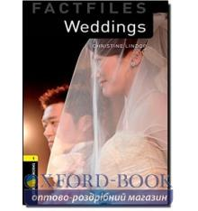 Oxford Bookworms Factfiles 1 Weddings