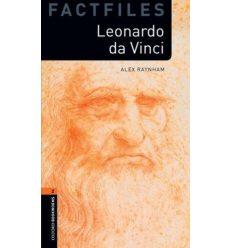 Oxford Bookworms Factfiles 2 Leonardo da Vinci