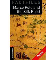 Oxford Bookworms Factfiles 2 Marco Polo & the Silk Road + Audio CD