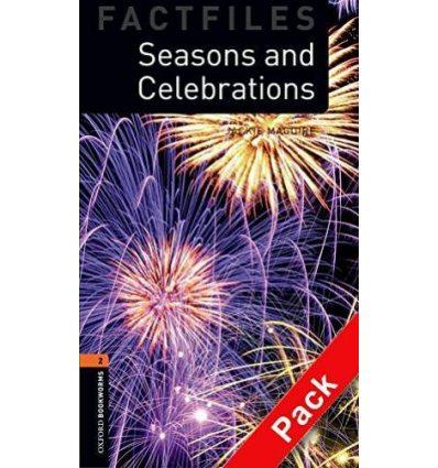 Oxford Bookworms Factfiles 2 Seasons & Celebrations + Audio CD