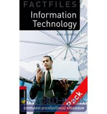 Oxford Bookworms Factfiles 3 Information Technology + Audio CD