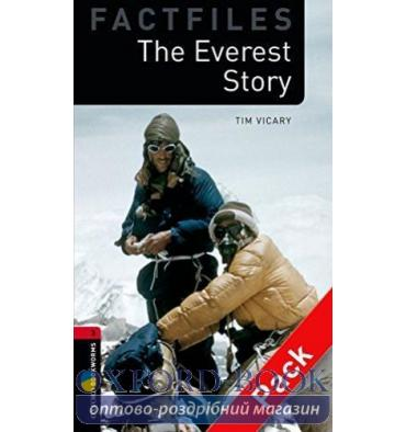 Oxford Bookworms Factfiles 3 The Everest Story + Audio CD