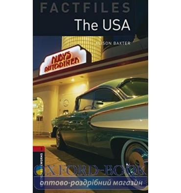 Oxford Bookworms Factfiles 3 The USA + MP3 Pack