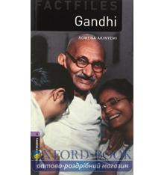 Oxford Bookworms Factfiles 4 Gandhi