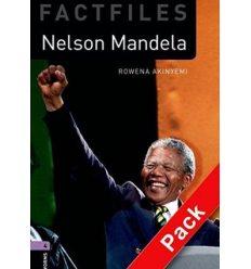 Oxford Bookworms Factfiles 4 Nelson Mandela + Audio CD