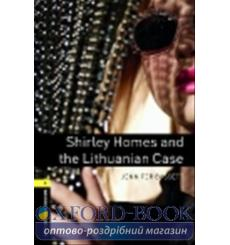 Oxford Bookworms Library 3rd Edition 1 Shirley Homes & the Lithuanian Case + Audio CD 9780194793674 купить Киев Украина