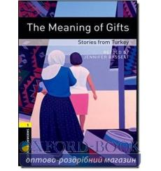 Книга Oxford Bookworms Library 3rd Edition 1 The Meaning of Gifts. Stories from Turkey 9780194789271 купить Киев Украина