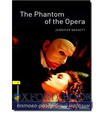 Oxford Bookworms Library 3rd Edition 1 The Phantom of the Opera