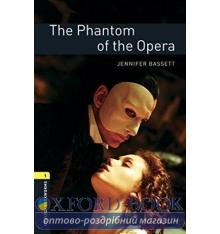 Oxford Bookworms Library 3rd Edition 1 The Phantom of the Opera + Audio CD