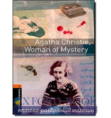 Oxford Bookworms Library 3rd Edition 2 Agatha Christie, Woman of Mystery
