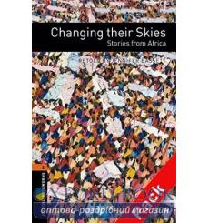 Oxford Bookworms Library 3rd Edition 2 Changing their Skies. Stories from Africa + Audio CD 9780194792769 купить Киев Украина