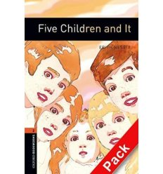 Oxford Bookworms Library 3rd Edition 2 Five Children and It + Audio CD