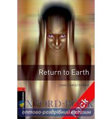 Oxford Bookworms Library 3rd Edition 2 Return to Earth + Audio CD