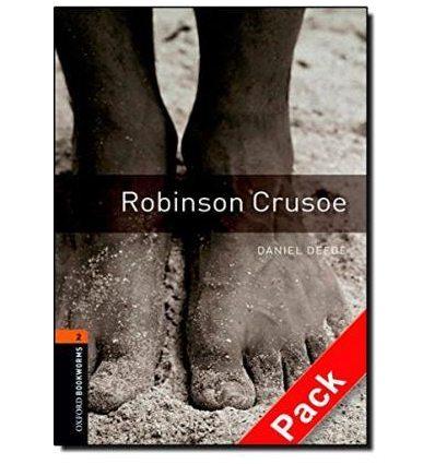 Oxford Bookworms Library 3rd Edition 2 Robinson Crusoe + Audio CD