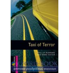 Oxford Bookworms Library 3rd Edition Starter Taxi of Terror