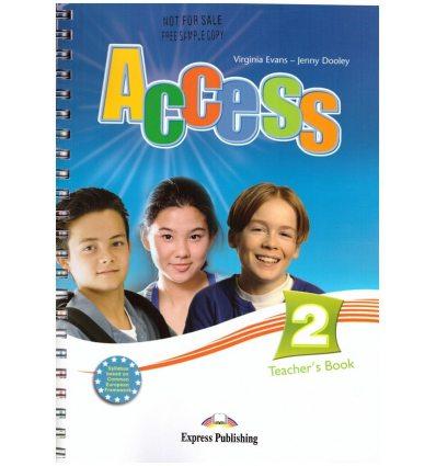 ACCESS 2 Teacher's book ( Interleaved )