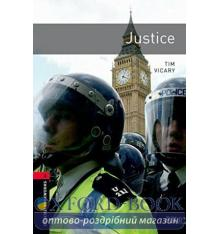 Oxford Bookworms Library 3rd Edition 3 Justice